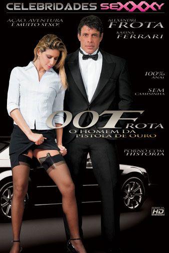 Poster de 00Frota - O Homem da Pistola de Ouro