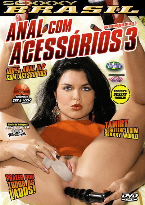 Poster de Anal Com Acessórios 3