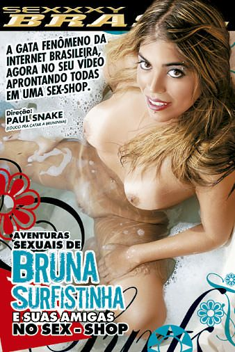 Poster de As Aventuras Sexuais de Bruna Surfistinha e Suas Amigas no Sex-Shop