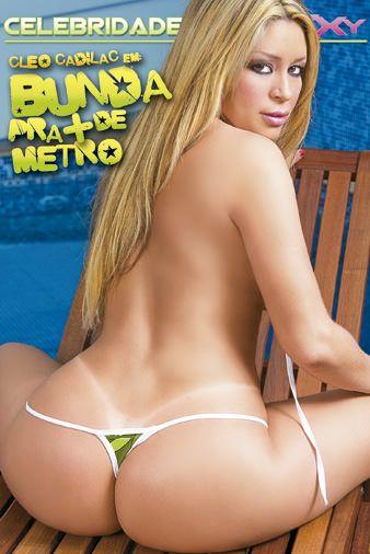 Poster de Bunda Pra Mais de Metro