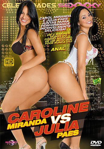 Poster de Caroline Miranda Vs Julia Paes