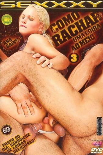 Poster de Como Rachar Uma Loira ao Meio 3