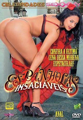 Poster de Espanholas Insaciáveis