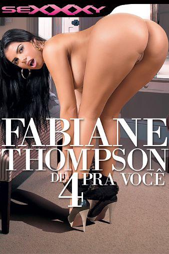 Fabiane Thompson de Quatro pra Você