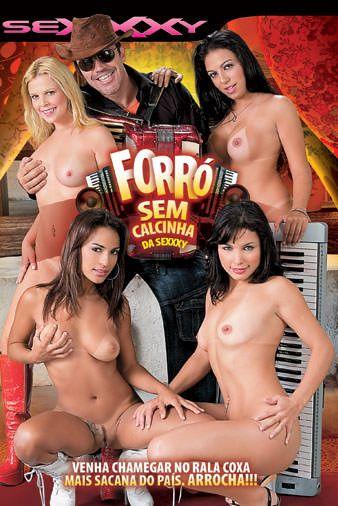 Poster de Forró Sem Calcinha
