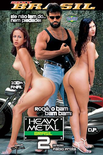 Poster de Heavy Metal Brasil 2