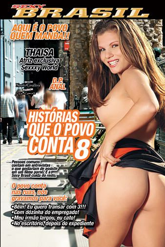 Poster de Histórias Que O Povo Conta 8