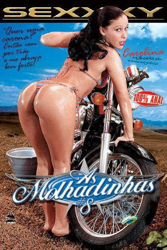Poster de As Molhadinhas 8