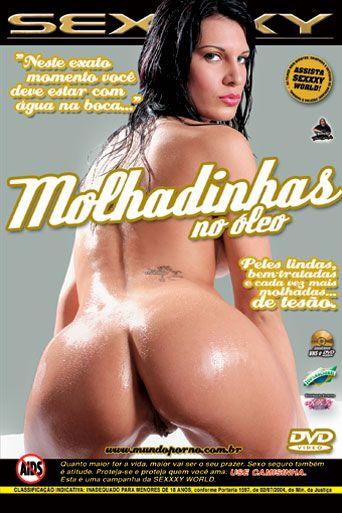 Poster de Molhadinhas no Óleo