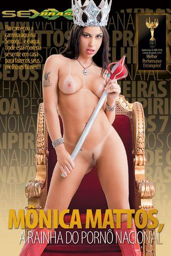 Monica Mattos A Rainha do Pornô Nacional