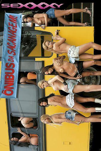 Poster de Ônibus da Sacanagem