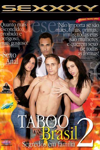 Poster de Taboo Brasil 2