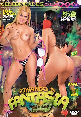 Poster de Tirando A Fantasia
