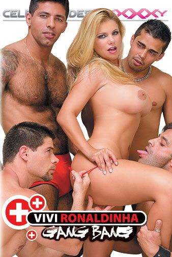 Poster de Vivi Ronaldinha Gang Bang