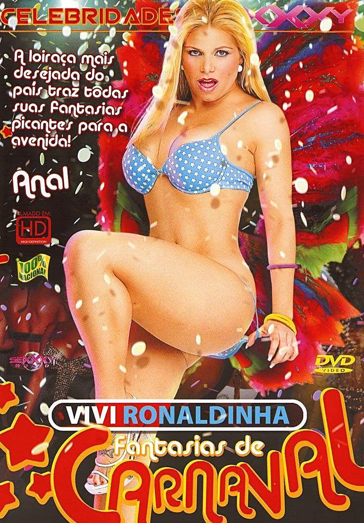 Poster de Vivi Ronaldinha - Fantasias de Carnaval