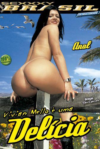 Poster de Vivian Mello É Uma Delícia